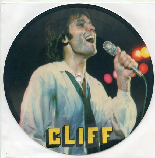 "CLIFF RICHARD ""Dynamite"" (pict.disc)"