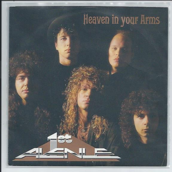 "1st AVENUE ""Heaven in your arms"""