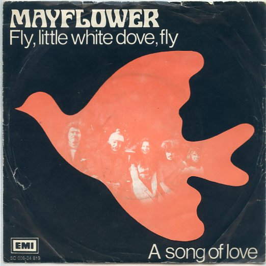 "MAYFLOWER ""Fly, little white dove, fly"""