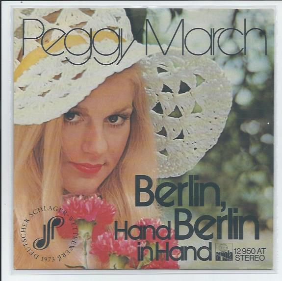 "PEGGY MARCH ""Hand in hand"""
