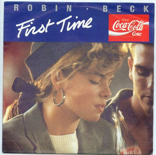 "ROBIN BECK ""First time"""