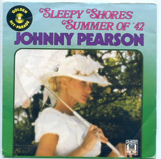 "Golden Hit Parade JOHNNY PEARSON ""Sleepy shores"""