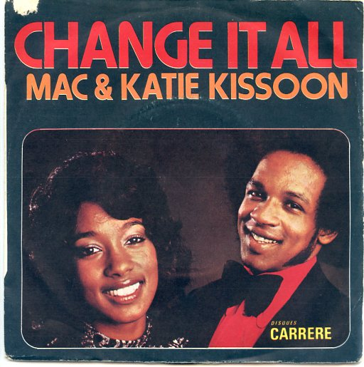 "MAC & KATIE KISSOON ""Change it all"" (fr)"