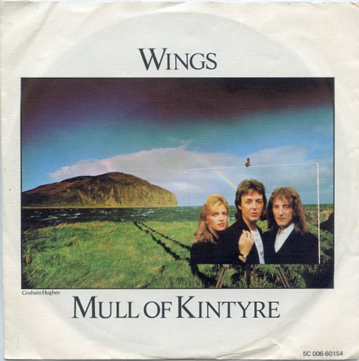 "WINGS ""Mull of Kintyre"""