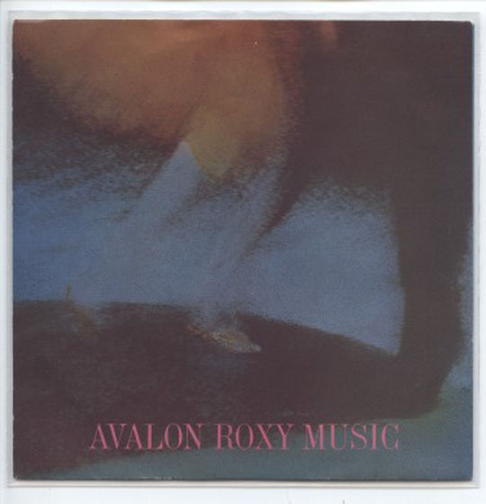 "ROXY MUSIC ""Avalon"""