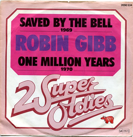 "2 Super Oldies ""ROBIN GIBB"" (jb)"
