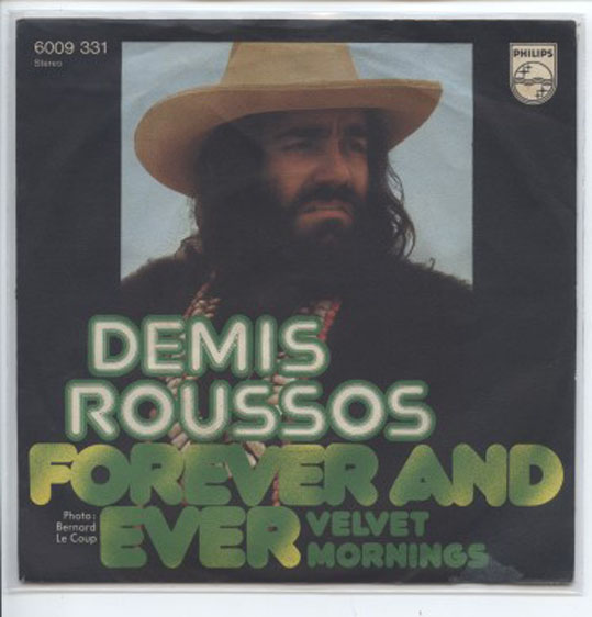 "DEMIS ROUSSOS ""Forever and ever"""