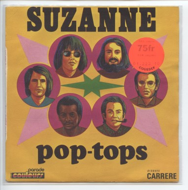 "POP TOPS ""Suzanne"""