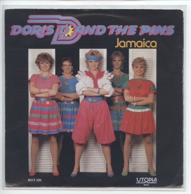 "DORIS D. & THE PINS ""Jamaica"""