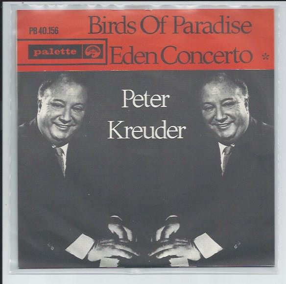 "PETER KREUDER ""Birds of Paradise"""