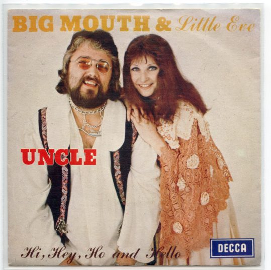 "BIG MOUTH & LITTLE EVE ""Uncle"" (b)"