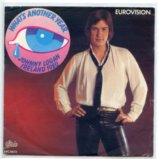 "JOHNNY LOGAN ""What's another year"" 1980"