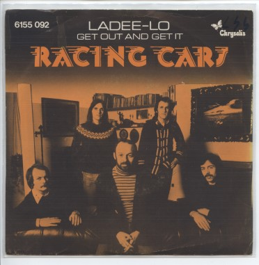"RACING CARS ""Ladee-lo"""