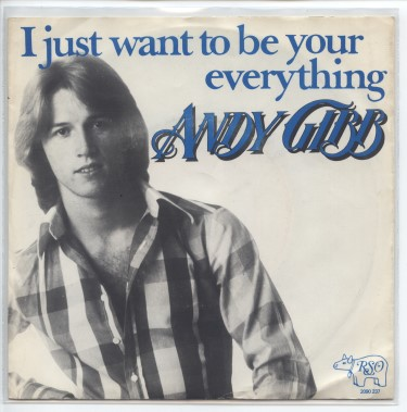 "ANDY GIBB ""I just want to be your everything"""
