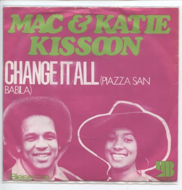 "MAC & KATIE KISSOON ""Change it all"""