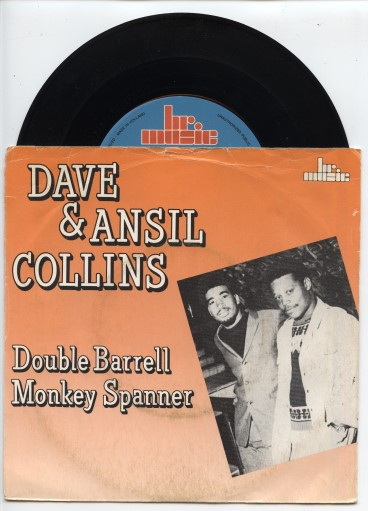 "DAVE & ANSEL COLLINS ""Double barrell"" (brmusic)"