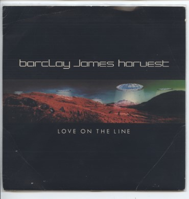 "BARCLAY JAMES HARVEST ""Love on the line"""
