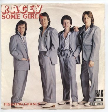 "RACEY ""Some girls"" (b)"