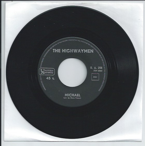 "HIGHWAYMEN ""Michael"" (jb)"