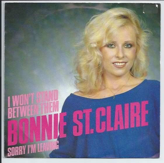 "BONNIE ST.CLAIRE ""I won't stand between them"""