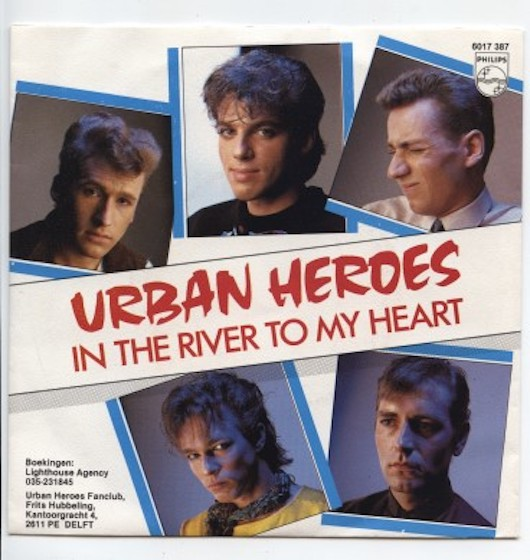 "URBAN HEROES ""In the river to my heart"""