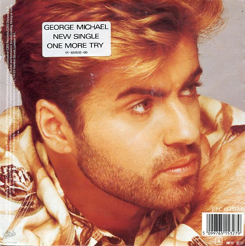 "GEORGE MICHAEL ""One more try"""
