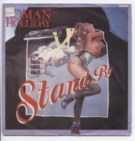"ROMAN HOLLIDAY ""Stand by"""