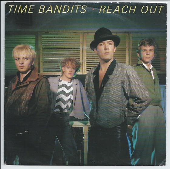 "TIME BANDITS ""Reach out"""