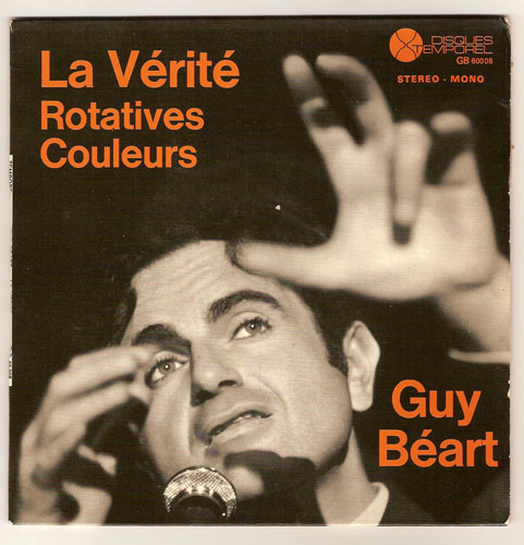 "GUY BEART ""La Verite"""