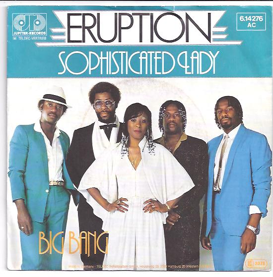 "ERUPTION ""Sophisticated Lady"""