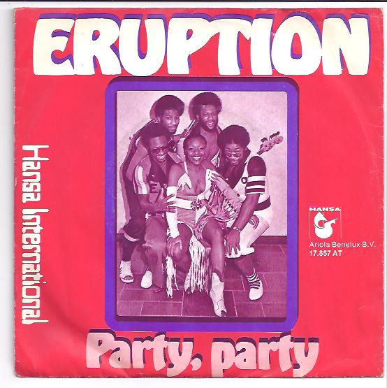 "ERUPTION ""Party, party"""