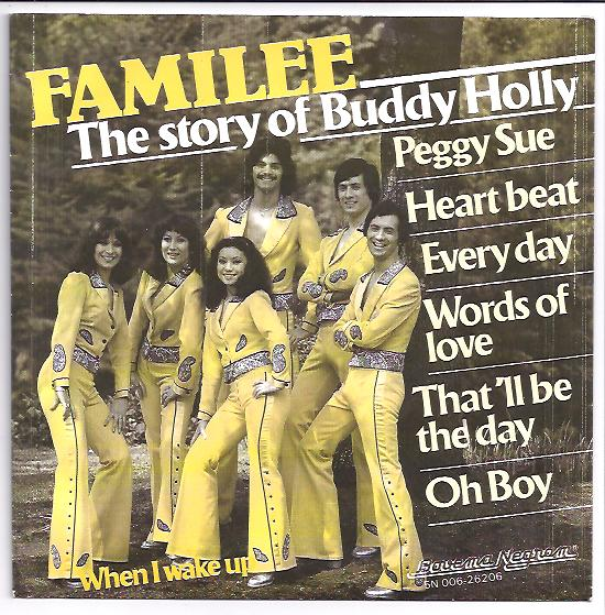 "FAMILEE ""The story of Buddy Holly"""