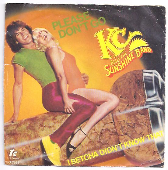 "K.C. & the SUNSHINE BAND ""Please don't go"""