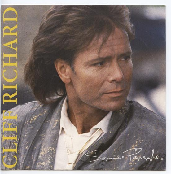 "CLIFF RICHARD ""Some people"" (d)"