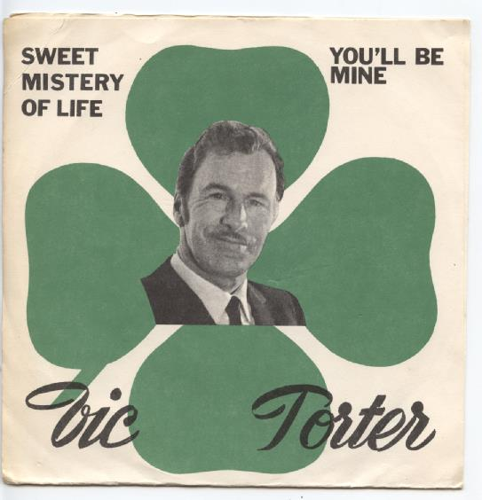 "VIC PORTER ""Sweet mistery of life"""