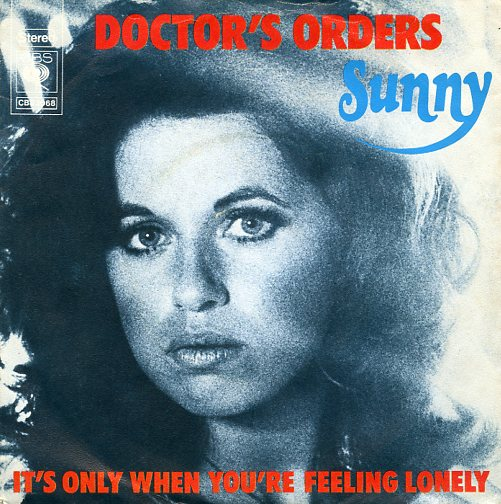"SUNNY ""Doctor's orders"""