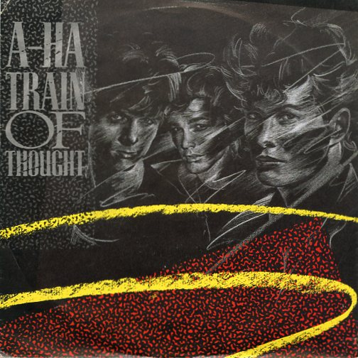 "A-HA ""Train of thought"""