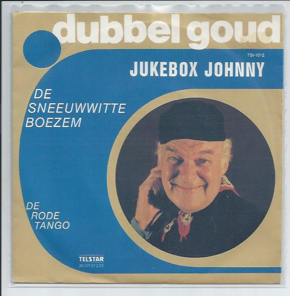 Telstar 1012 JUKEBOX JOHNNY -DUBBELGOUD-
