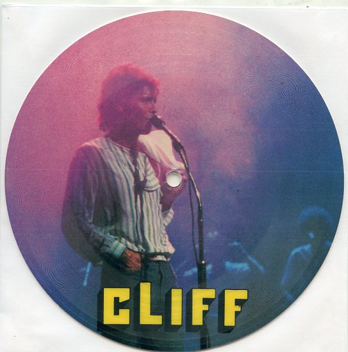 "CLIFF RICHARD ""Livin' Lovin' Doll"" (pict. disc)"