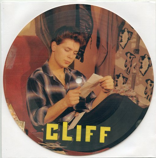 "CLIFF RICHARD ""I gotta know"" (pict.disc)"