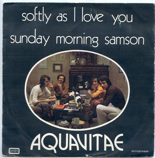 "AQUAVITAE ""Softly as I love you"""