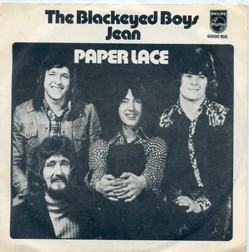 "PAPER LACE ""The blackeyed boys"" (ncb)"