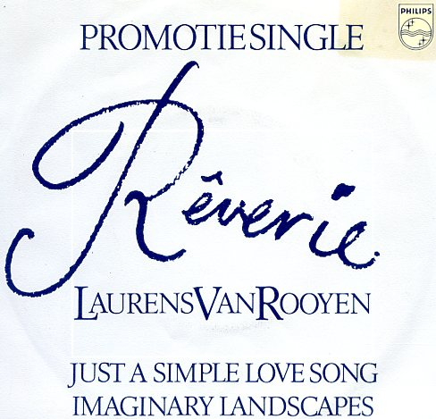 "LAURENS VAN ROOYEN ""Just a simple love song"""