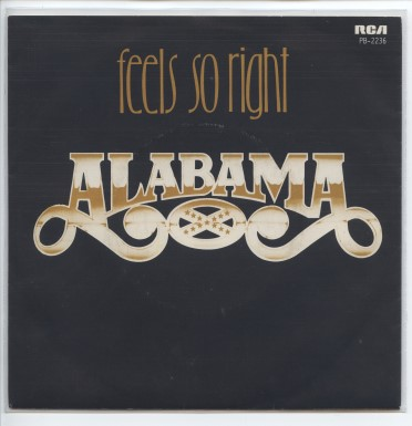 "ALABAMA ""Feel so right"""