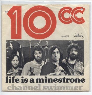 "10cc ""Life is a minestrone"""
