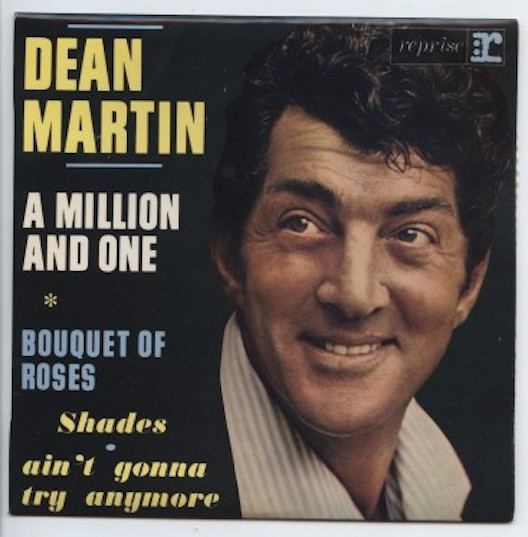 "DEAN MARTIN ""A million and one"" EP"